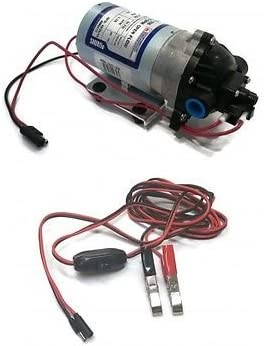rv water pump wiring amazon com the rop shop new shurflo 12v volt demand water pump w  shurflo 12v volt demand water pump w