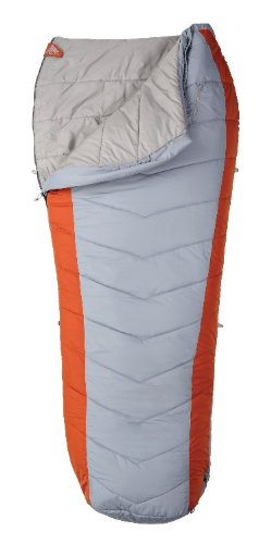 Kelty Coromell CP 25 Synthetic Sleeping Bag, Regular, Pumice, Outdoor Stuffs