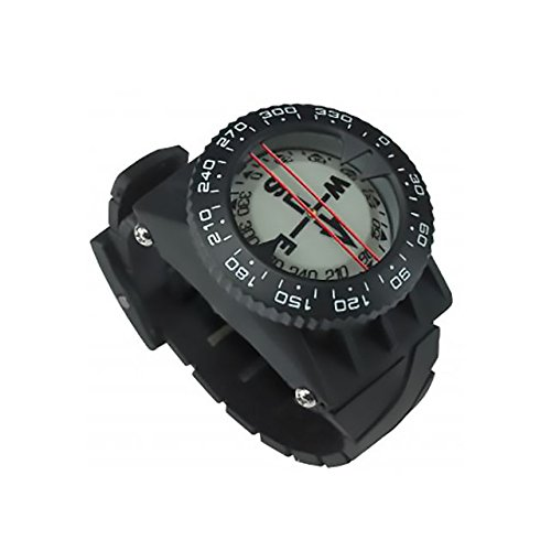 Wrist Mount Compass (DGX Compass w/Hose Mount and Wrist Strap)