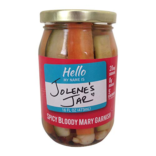 - Jolenes Jar Spicy Bloody Mary Garnish