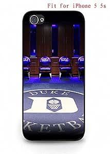 Case for Iphone 5 5s Cover Duke Blue Devils NCAA AgnesPro Boy Design 1699 by icecream design