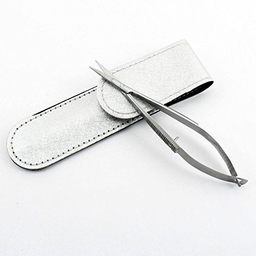 Facial Hair Scissors Eyebrow Trimmer Grooming Scissors for Shaping Ear Nose Hair