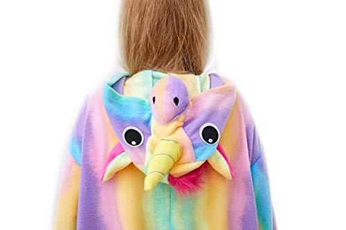 EcoOnesie Animal Onesie Colored Cosplay Pajamas One Costumes