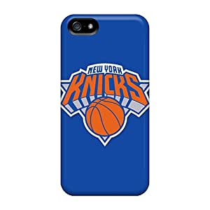 Forever Collectibles Nba New York Knicks Hard Snap-on Iphone 5/5s Case