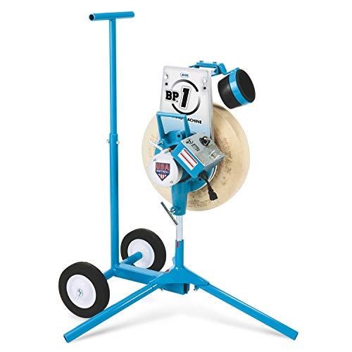 Jugs BP1 Softball Only Pitching Machine (with Cart)