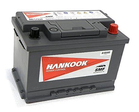 096 Titanium Car Van Battery 12V 72Ah