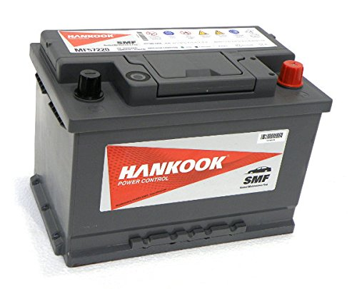 Type 096 Titanium Car Battery 72Ah