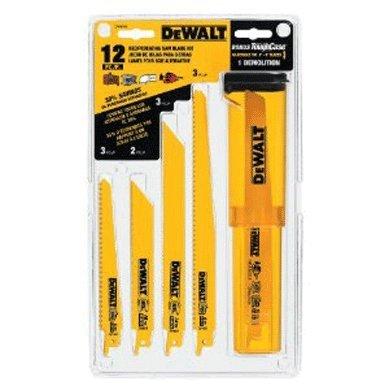DEWALT DW4892 Bi-Metal Reciprocating Saw Blad
