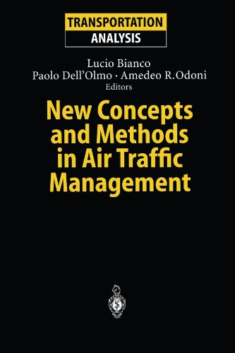 New Concepts and Methods in Air Traffic Management (Transportation Analysis)