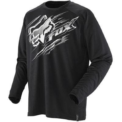 FOX NOMAD SPEEDY MX//OFFROAD JERSEY BLACK XL Fox Racing