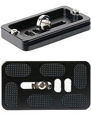 Bexin PU70A (70mm) Quick Release QR Plate Fit Arca Swiss for Tripod Head