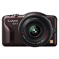 Panasonic GF3XT 12.1MP Mirrorless Digital Camera with LUMIX G X Vario PZ 14-42mm/F3.5-5.6 Lens