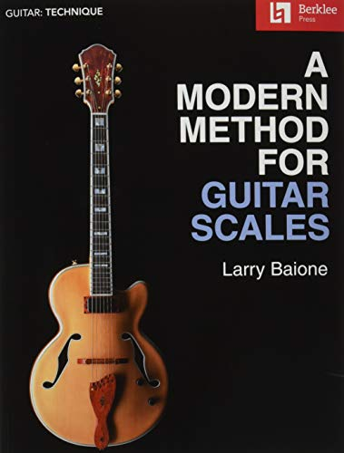 A Modern Method for Guitar Scales (Berklee Guide)