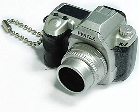 Amazon.com: Pentax Cápsula Mini cámara llavero K-7 Limited ...