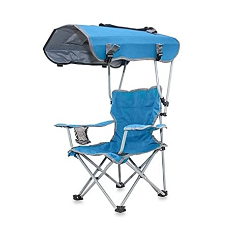 Bon Canopy Chair Folded Down And Closed Outdoor Folding Chair For Kids