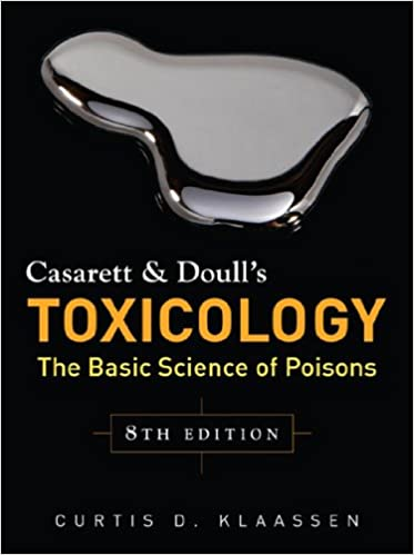 Casarett doulls toxicology the basic science of poisons eighth casarett doulls toxicology the basic science of poisons eighth edition kindle edition by curtis klaassen professional technical kindle ebooks fandeluxe Image collections