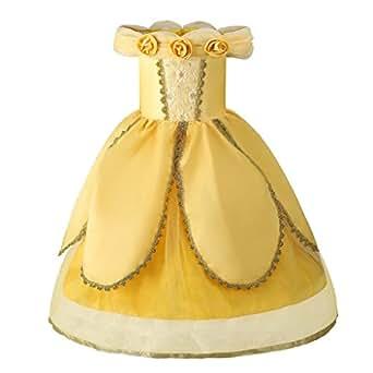 Pettigirl Girls Anime Custume Coronation Classical Shinning Fancy Dress