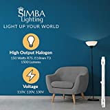 Simba Lighting Halogen R7S 118mm T3 150W Dimmable