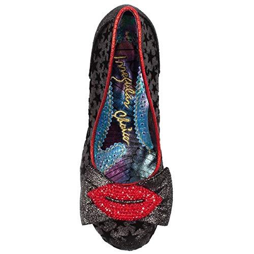 Scarpe B Choice Carnival Black Irregular Donna Kiss black IzgC0qw