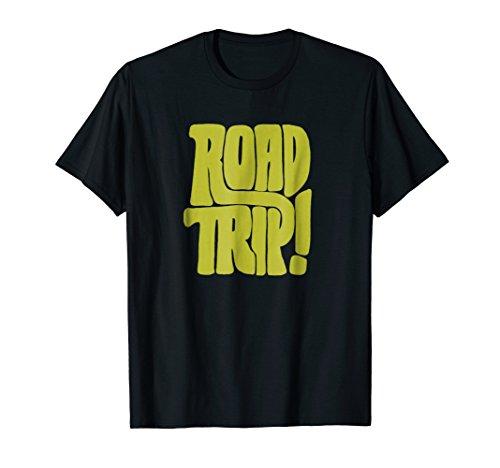 Road Trip Shirt Festival Roadtrip Vacation Tee USA America