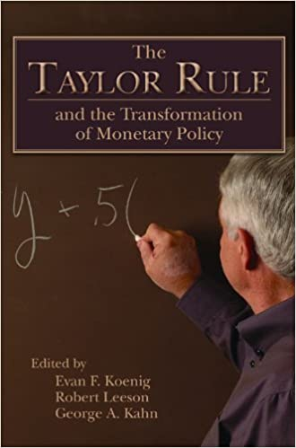 Книга monetary policy