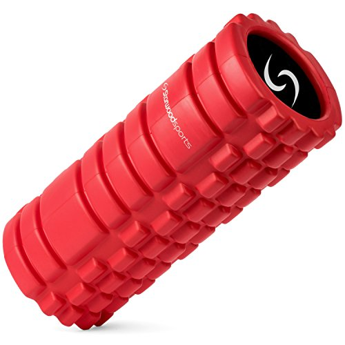 Foam Roller for Deep Tissue Massage, Trigger Point Therapy and Myofascial Release (Trigger Point Therapy Tool)