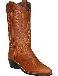 Abilene Womens Boot Soft Textured Western Snip Toe - 9129
