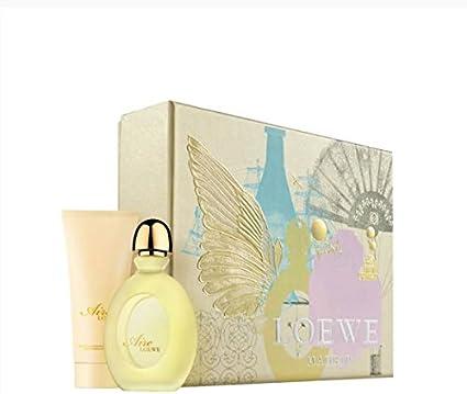 Loewe - Estuche de regalo Eau de Toilette Aire: Amazon.es: Belleza