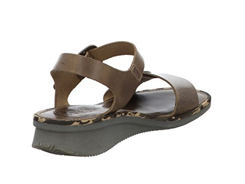 Fly London Comb Bridle - Sandalias Mujer Marrón