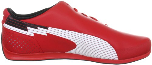 Puma - Zapatillas para hombre Rot (rosso corsa-white 01) (Rot (rosso corsa-white 01))