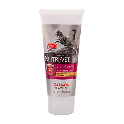 Nutri-Vet Uri-Ease Paw-Gel for Cats, 3-Ounce