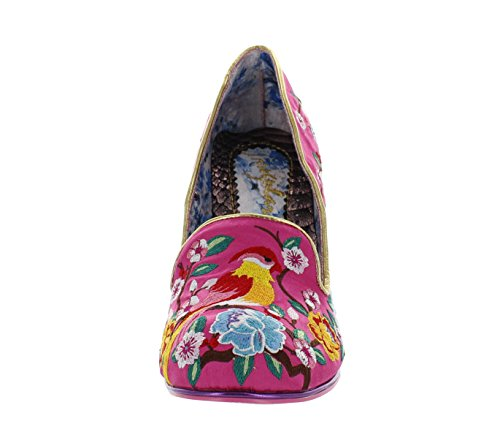 Zapatos Material Sintético Vestir de Rosa Mujer de Choice para Irregular 5aWAqcf644