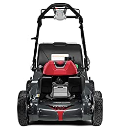 Honda 662300 21 in. GCV200 4-in-1 Versamow System Walk Behind Mower w/Clip Director & MicroCut Twin Blades 97 7 Mowing heights ranging from 3/4 in. to 4 in. to manicure the lawn to your specifications 9 in. wheels with rear ball bearings provide smooth movement over varied terrain 21 in. Rust-free Nexite deck
