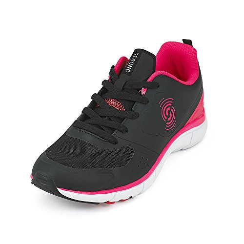 by Fit LLC Fitness Sneaker Fly Women's Strong Black Zumba RIxwI