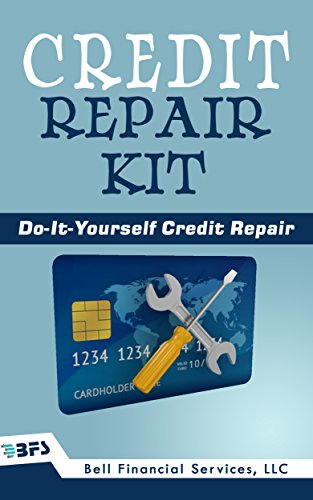Amazon credit repair kit do it yourself credit repair guide credit repair kit do it yourself credit repair guide by services llc solutioingenieria Image collections