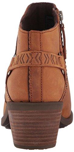 M 6 Foxy W Waterproof Boot Women's Caramel Us Teva ET0qYFwx