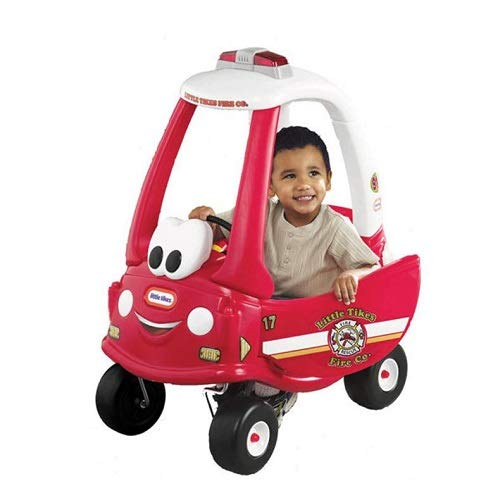 - Little Tikes Ride & Rescue Cozy Coupe-30th Anniversary Edition