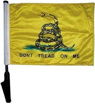Americas & Americas Don't Tread On Me Gadsden Cycle Flag