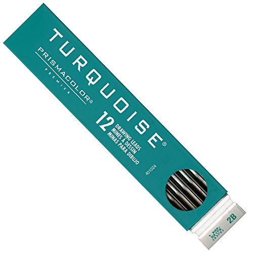 SAN2176 - Prismacolor Turquoise 2mm Drawing Leads