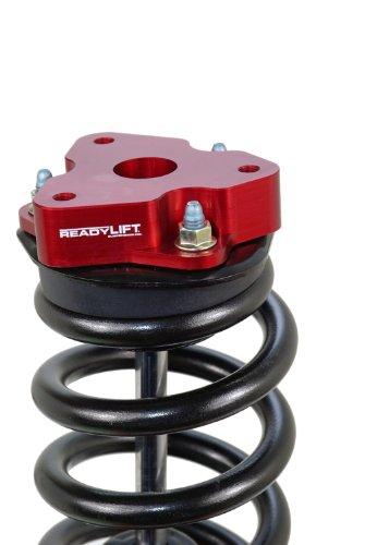 T6 Leveling Kit Billet - ReadyLift T6-5075R T6 Billet Red 2.5