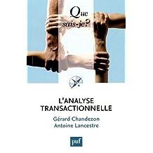 Analyse transactionnelle (L') [ancienne édition]