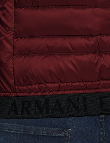 Homme Truf Armani navy De 4429 Veste Bleu chocolate Exchange Sport SaqcR6qBWw