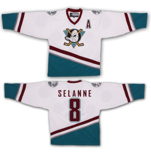 Teemu-Selanne-8-the-Mighty-Ducks-of-Anaheim-Ice-Hockey-Jerseys