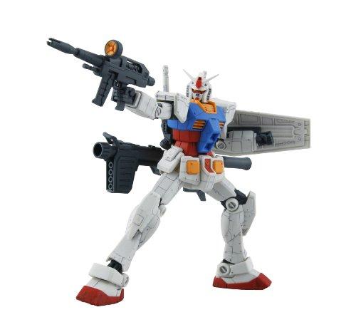 Bandai Hobby Gunpla Starter Set 2: Gundam Ver G30th, Bandai HGUC Action Figure