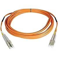 Tripp Lite Duplex Multimode 50/125 Fiber Patch Cable (LC/LC), 30M (100-ft.)(N520-30M)