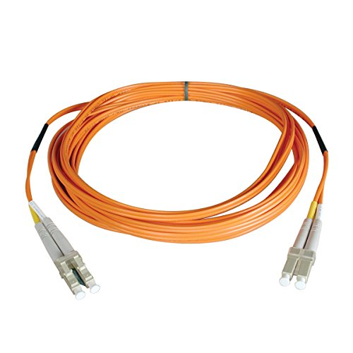 Tripp Lite Duplex Multimode 62.5/125 Fiber Patch Cable (LC/LC), 15M (50-ft.)(N320-15M) ()