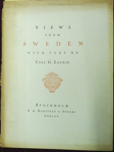 Views From Sweden Paperback