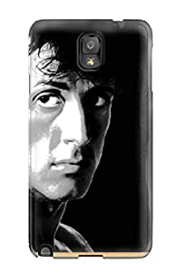 High Impact Dirt/shock Proof Case Cover For Galaxy Note 3 (sylvester Stallone)