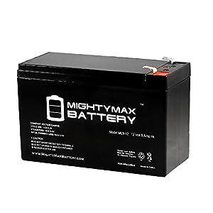 12V 9Ah SLA Battery for Razor MX350 MX400 Electric Dirt Bike - Mighty Max Battery brand product