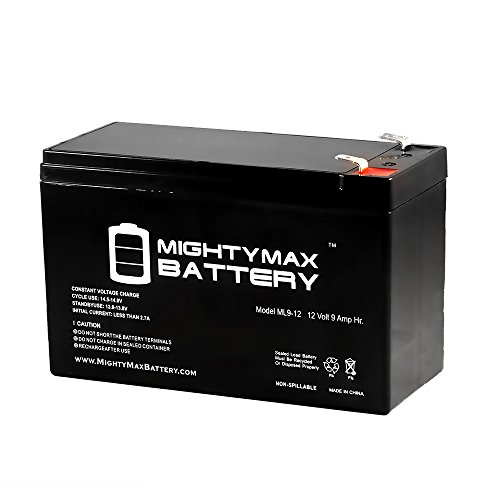 12V 9Ah SLA Battery Replaces Case IH Magnum Tractor - IGOR0055 - Mighty Max Battery brand product
